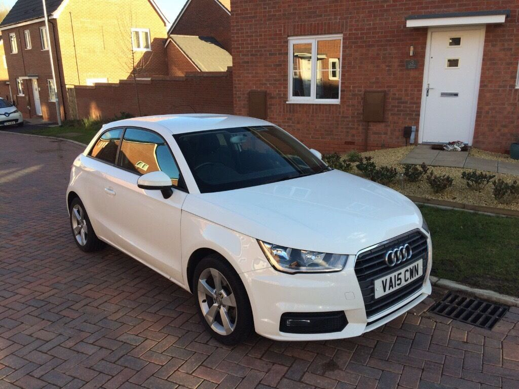 Audi A1 Hatchback 1 4tfsi 125ps Sport 6 Speed Manual In