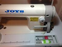 Lockstitch industrial sewing machine
