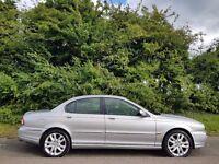 Jaguar X-Type 3.0 V6 Sport (AWD) 2002 4dr