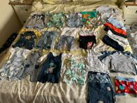 Massive baby boys clothes bundle (first size & 0-3 months)