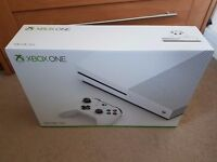 XBOX One S - Newly released 4K, HDR Version (500gb) Brand New Unused