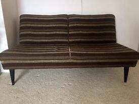 50s Vintage Compact 2 seater couch