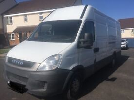 FOR SALE IVECO DAILY LWB VAN