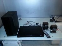 Samsung Home Theater System with Sub woofer