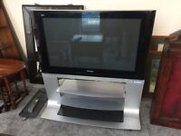Panasonic viera 42 inch Plasma TV with Stand