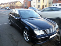 Reduced - 2007 Techtronic Automatic Mercedes 220 CDi Sport Saloon Diesel in excellent condition