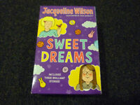 Sweet Dreams Jacqueline Wilson 3 Book Set Cookie Candyfloss The Butterfly Club