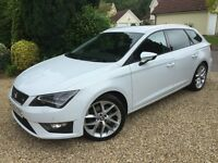 SEAT Leon FR (Sports Tourer) 2.0 TDI 184PS Tech Pack