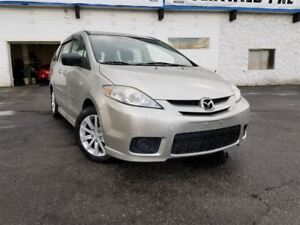 2007 Mazda MAZDA5 GS; Local BC vehicle! LOW KMS!
