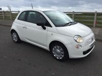 2015 Fiat 500 Ltd Edition with low miles