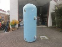 1500 x 450 Direct Vented Foam insulated hot water cylinder