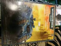 Warhammer 40k space Marine land raider