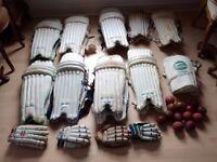 Free cricket equipment