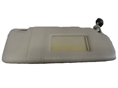 *AUDI A4 B6 CABRIOLET 03-09 BEIGE DRIVER/OFFSIDE SUN VISOR WITH LOOM 8H0857552A