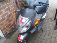125 scooter 2010