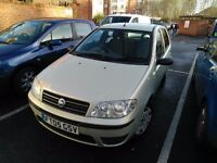 FIAT PUNTO ,LOW MILEAGE,SPARES OR REPAIR...**************MUST SEE********* NO OFFERS!!!!!!!!