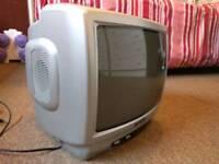 """Bush 13.5"""" CRT TV"""