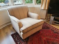 Laura Ashley Recovered Armchair Chair
