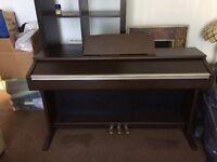 Electric Casio Piano - SOLD