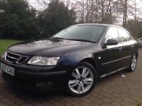 2007 Saab 9-3 1.9 Anniversary Model vector sport 150bhp 6 Speed 55+ mpg top of the range