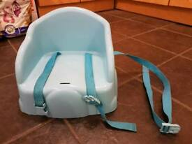 Chair booster seat