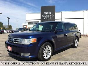 2011 Ford Flex SEL   DUAL ROOF   7 PASS   HEATED SEATS