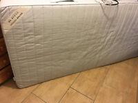 Ikea Sultan Hedfors single mattress