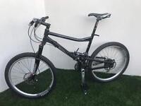 Mongoose Teocali Super Full Suspension Mountain Bike