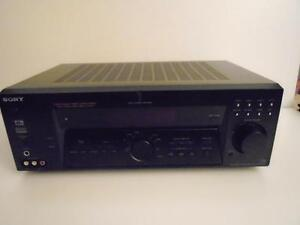 SONY STEREO SURROUND RECEIVER