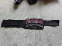 MOTOCROSS WULFSPORT KIDNEY BELT