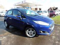Ford Fiesta ZETEC (blue) 2015