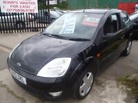 Ford FIESTA Zetec,1.4 petrol 3 door hatchback,clean tidy car,runs and drives very well,economical