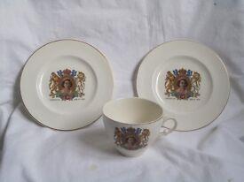 Queen's Coronation souvenirs