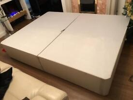 Superking size divan bed base in good condition + FREE Delivery