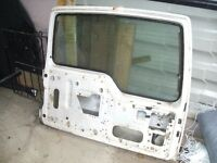 Land Rover Discovery rear door in nice condition