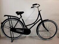 f 🚲🚲GAZELLE OMA Ladies DUTCH city Bike single Speed M Size Warranty Lightweight 🚲