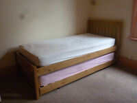 Trundle guest bed from John Lewis