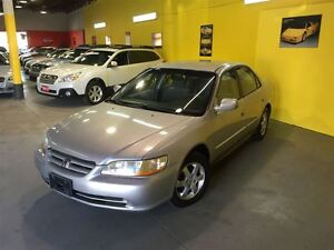 2001 Honda Accord LX ~ ALLOY WHEELS ~ LOW MILEAGE ~ CERTIFIED ~