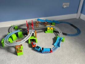 Thomas Trackmaster Plus 8 Trains