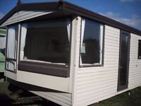 Atlas Park Lodge 32x12 FREE DELIVERY 2 bedrooms pitched roof over 50 static caravans for sale
