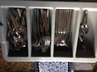 S/steel cutlery