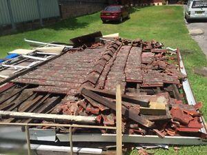 Free terracotta roof tiles Croydon Burwood Area Preview