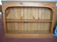 Bookshelves - Quality pine