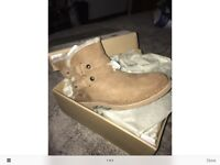 Ugg boots, new, never been worn