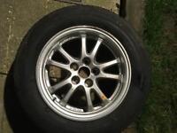 """Toyota Prius Alloy Wheel 15"""""""