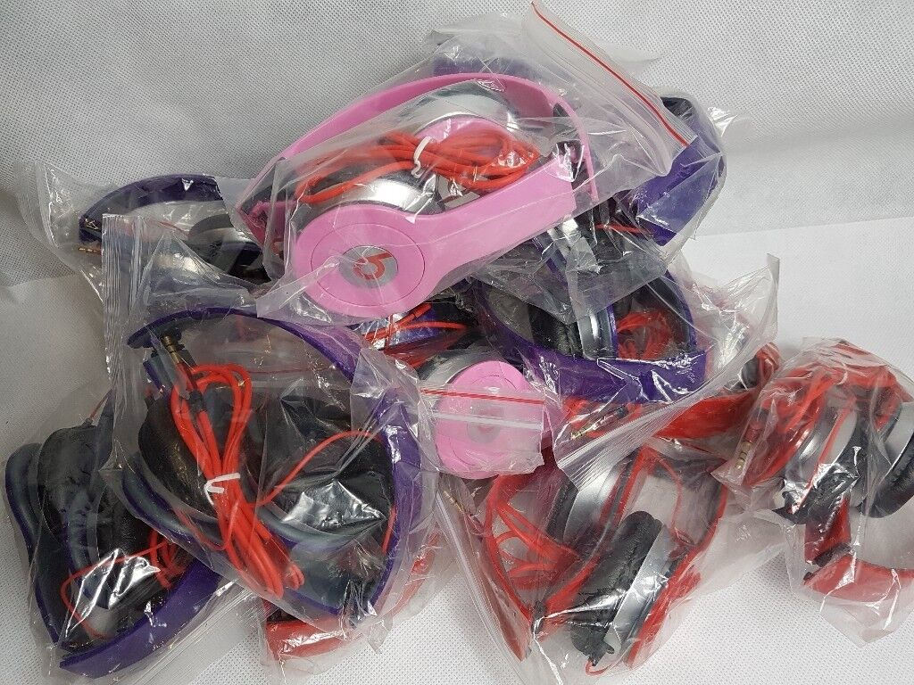 x14 Stereo Foldable Adults Kids Headphones Headsets Adjustable MP3/4 PC DVD