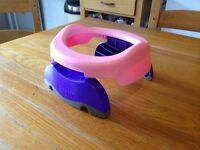 Potette Plus Portable Travel Potty & Toilet Trainer Seat + 1 Liner