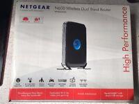 Netgear600 Wireless Dual Band Router
