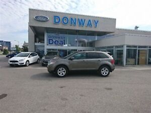 2014 Ford Edge -AUTOMATIC|PANORAMIC SUNROOF|LEATHER|WARRANTY!!