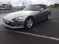 Honda S2000 ap1 2002 full mot // not BMW Audi ford jeep
